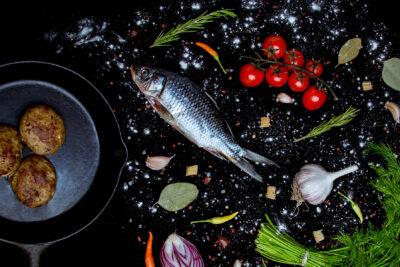 Рыбные котлеты: new look старинной русской кухни